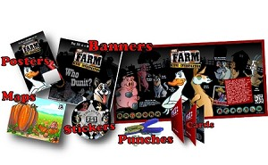 The Farm Scene Investigation Package